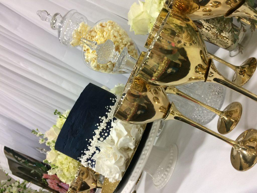 PINK bridal show Knoxville January 2017; Samuel Franklin Florist; Live Laugh Love Weddings