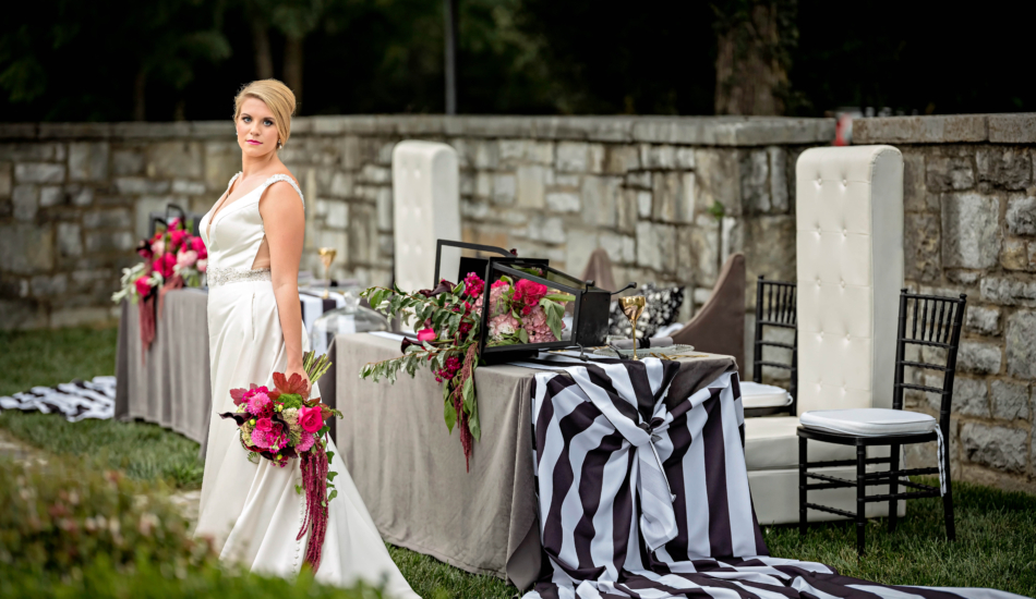 Knoxville Weddings-Kincaid House